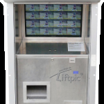 SB-Verkaufsautomat