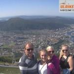 Original Foto aus Bergen Norwegen