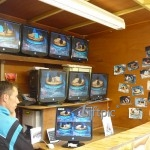 Präsentationsserver für 8 Bildschirme