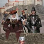 PhotoPoint mit Chromakey im Museum Burg Salzburg