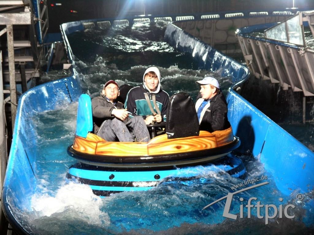 Original-Foto vom Atlantis Rafting 2007