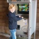 SB Automat freistehend
