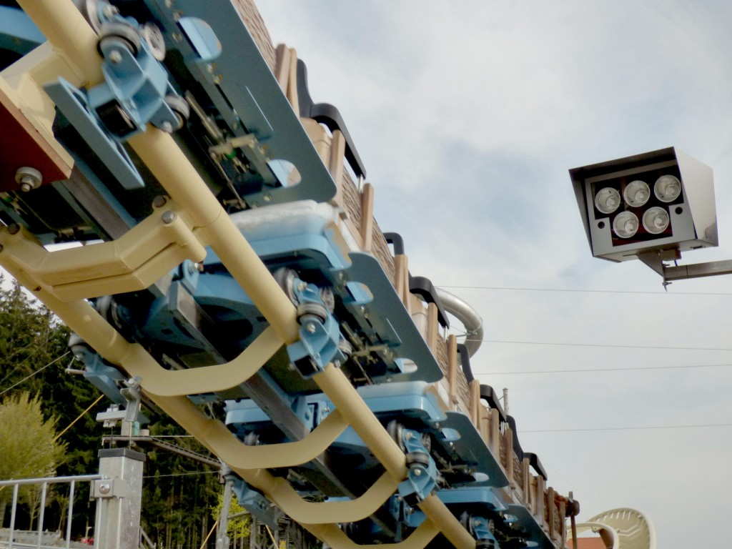 Liftpictures Multiblitzsystem mit 5 x Flash