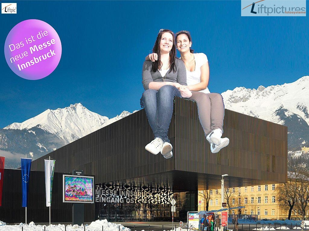 Liftpictures PhotoBooth Innsbruck