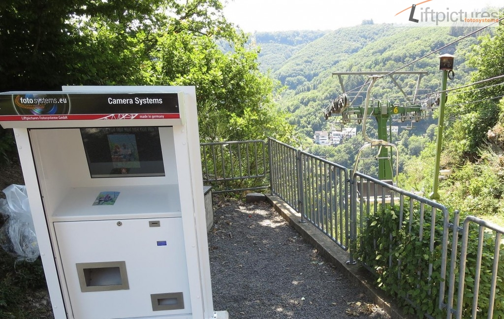 SB-Fotoautomat an der Seilbahn Cochem - made by Liftpictures