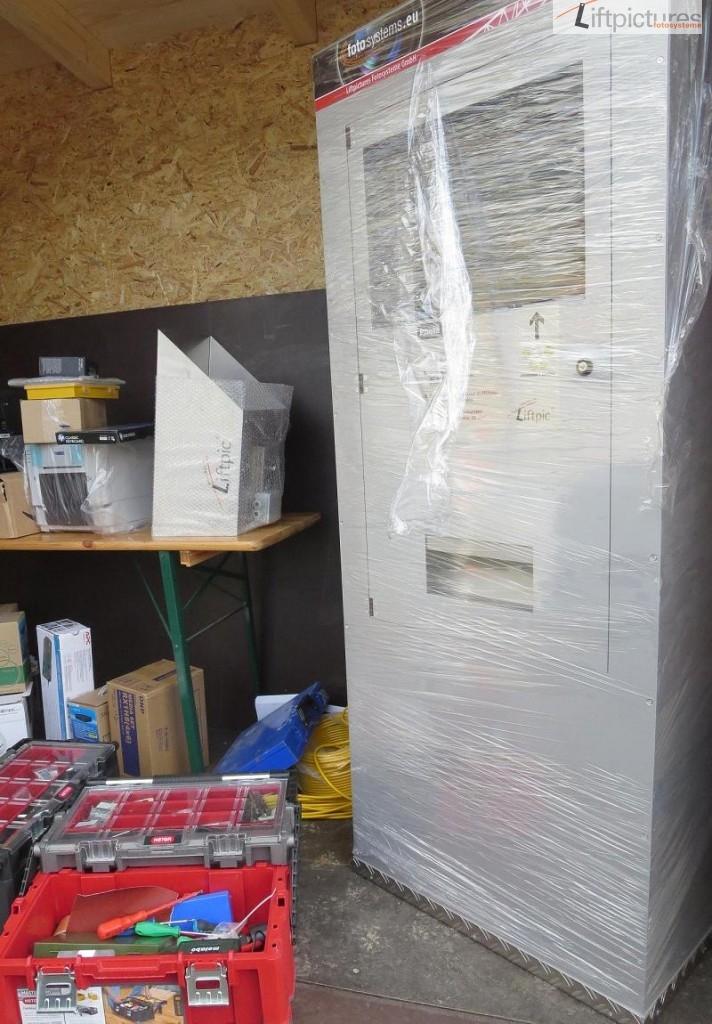 Auspacken - Aufbauen - Inbetriebname: an nur einem Tag!