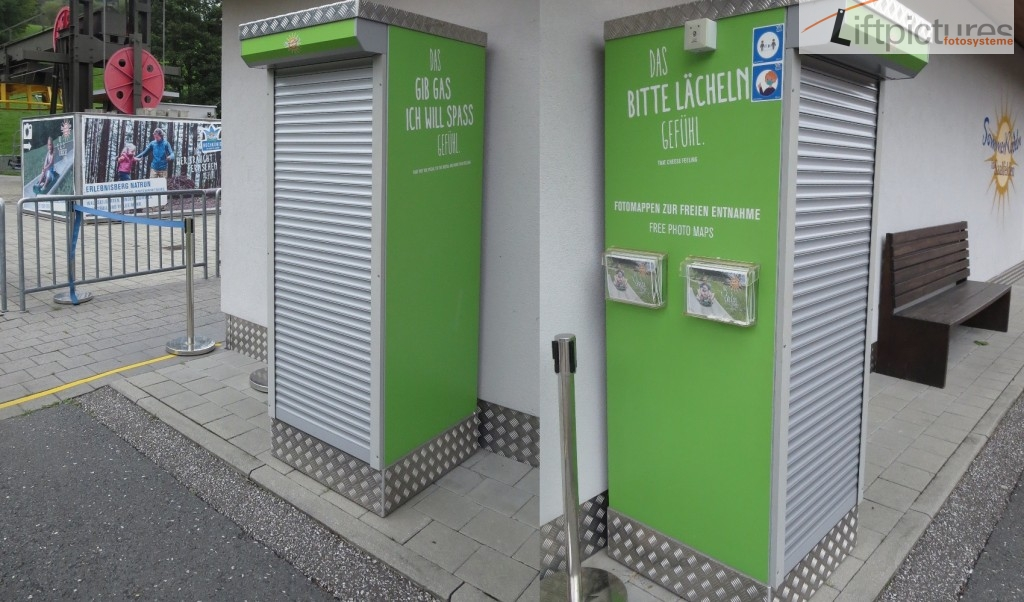 SB Automat in Saalfelden