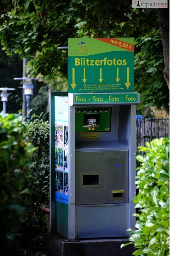 Sommerrodelbahn auf Rügen - Liftpictures ProfiCAM System mit SB-Automat