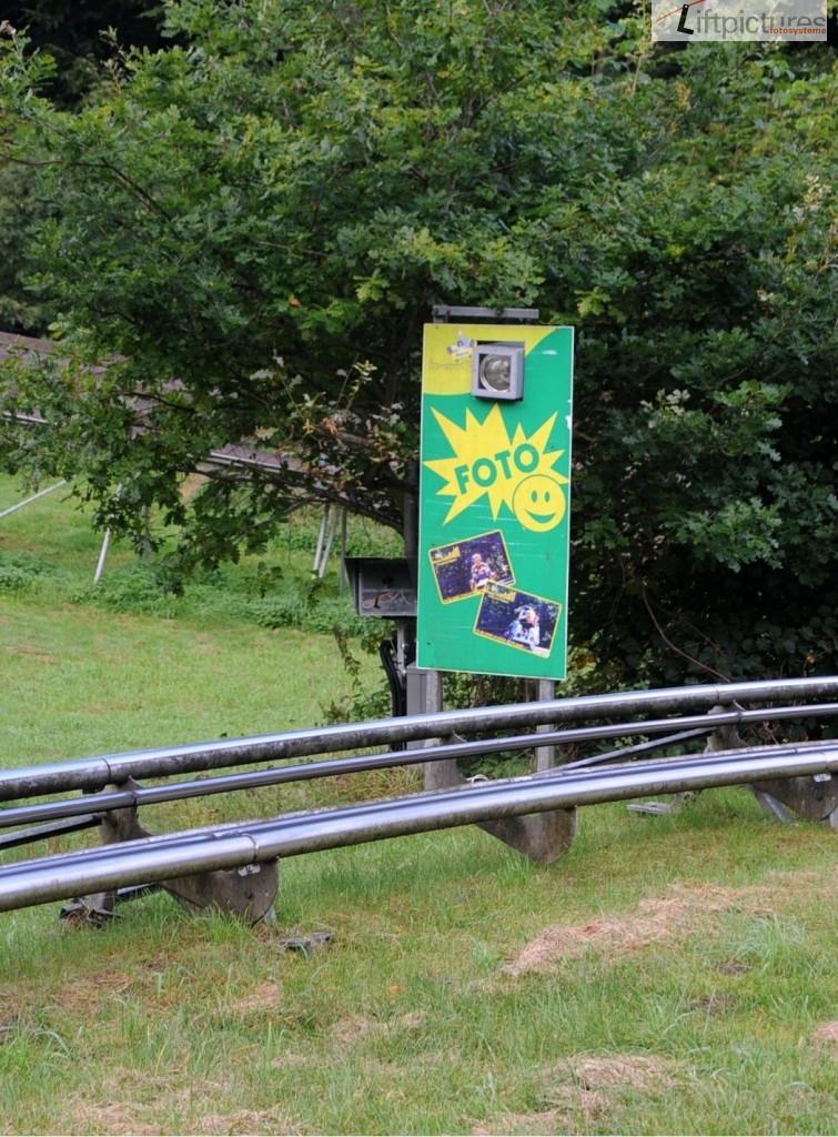 Sommerrodelbahn auf Rügen - Lieftpictures ProfiCAM System mit Blitz