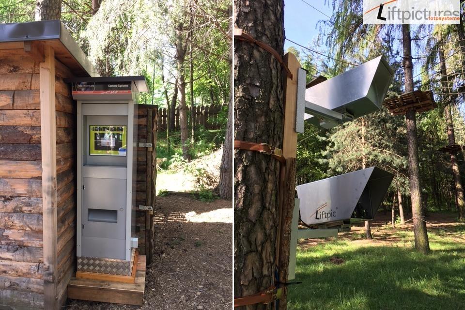 Komplettlösung: Kamerasystem, Blitz und SB-Automat = 25.000 €