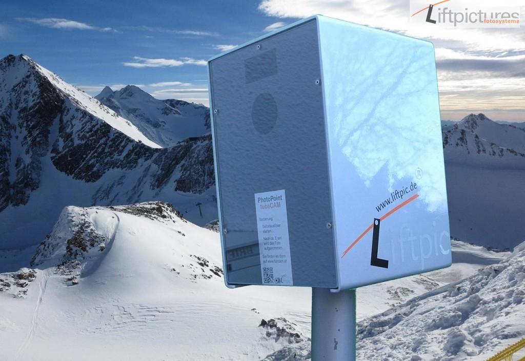 Gletscher-Kamera Liftpictures