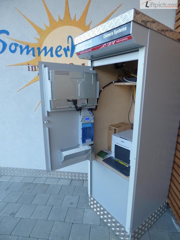 Fotoautomat von Liftpictures